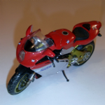 Atlas Editions Superbikes Motorbike 1:24 Model : MV Agusta 750 F4 @SOLD@